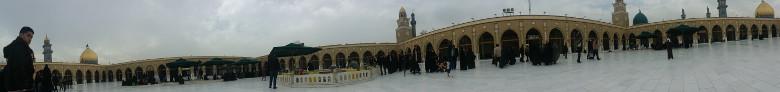 تصویر 360 درجه از مسجد کوفه