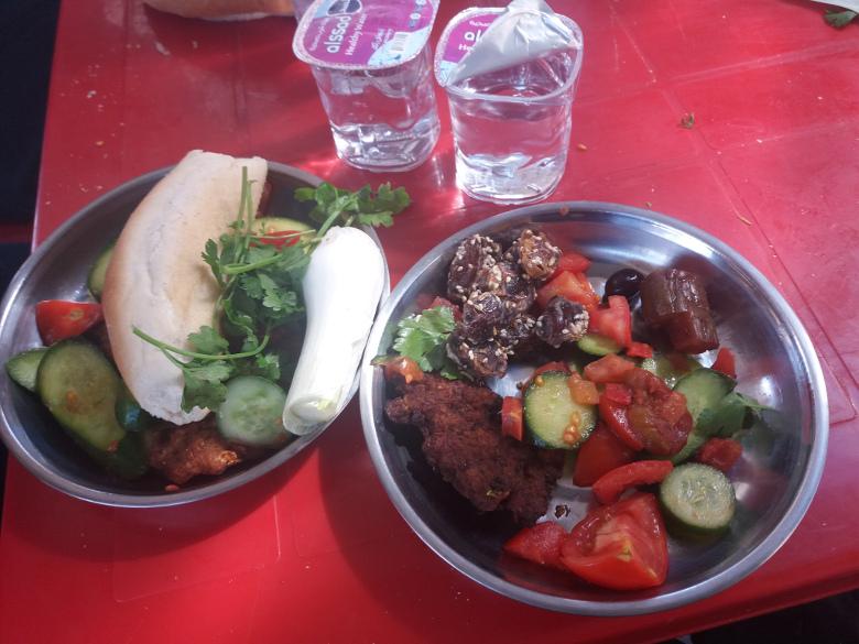 تجربه سفر به عراق و پذیرایی در موکب کربلا